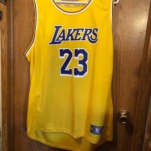 dbeaa21b9f3b Men s Lakers Jersey on Poshmark